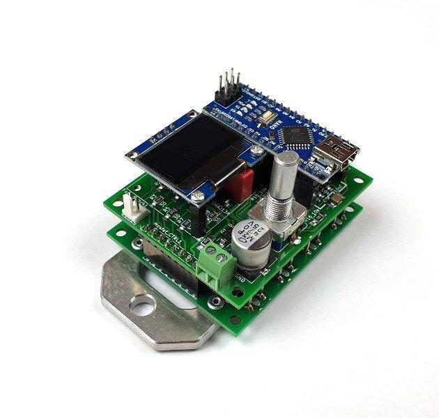 Diy Arduino Battery Spot Welder Prebuilt Kit V3 3 Malectrics