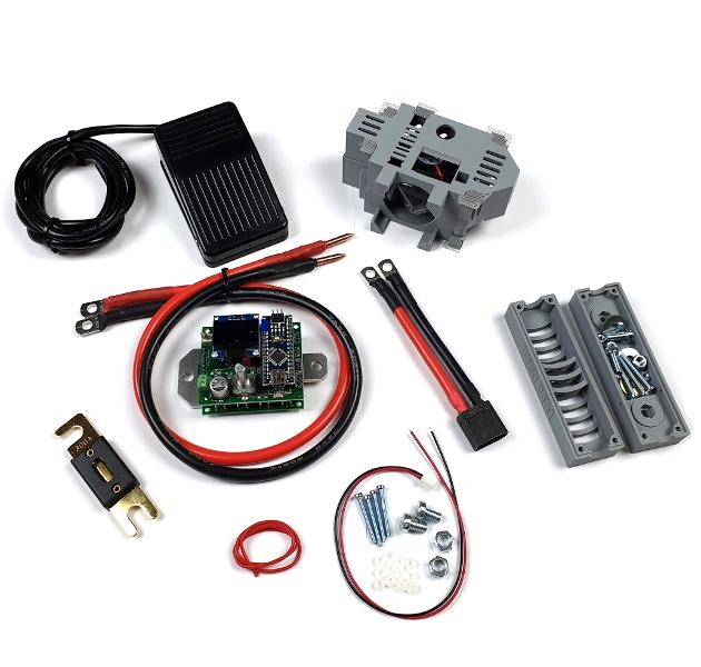 Diy Arduino Battery Spot Welder Kit V3 3 Full Bundle Lipo Battery Malectrics