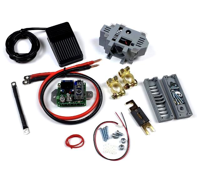 DIY Arduino Battery Spot Welder Kit V3 3 Full Bundle Car Battery